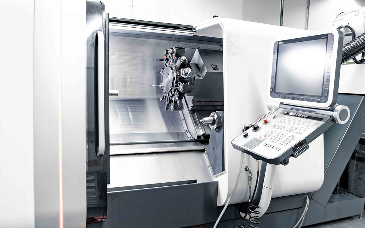 CNC-Drehzentrum DMG MORI SEIKI CTX beta 800